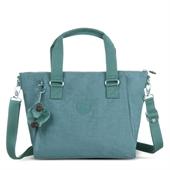 Bolsa de mão verde Dynasty Green