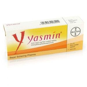 Yasmin - Preço