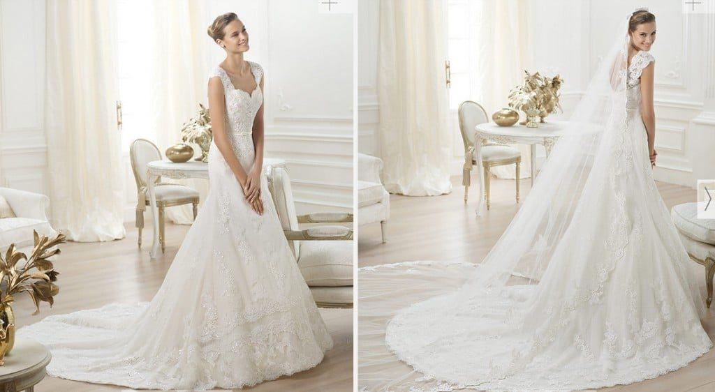 Aluguel de vestido de noiva - Valor