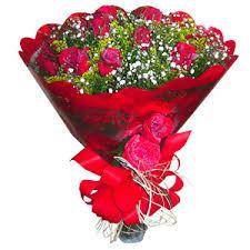 Buquê de rosas - Preço