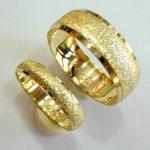 Aliança de ouro – Preço