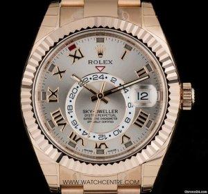 Rolex - Tipos e preços
