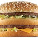 Big Mac – Preço