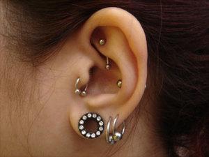 Piercing na orelha - Quanto  custa