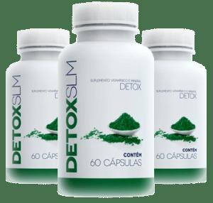 Detox Slim - Preço, onde comprar