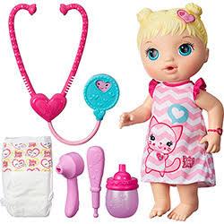 Boneca Baby Alive Pre o Quanto