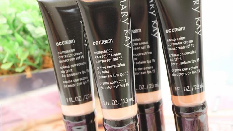 CC Cream Mary Kay - Preço